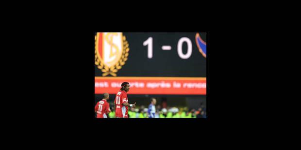Le Standard est en PO1, Anderlecht bat La Gantoise
