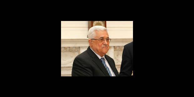 """Abbas à la radio israélienne: le meurtre des colons, """"un acte abominable"""" - La Libre"""