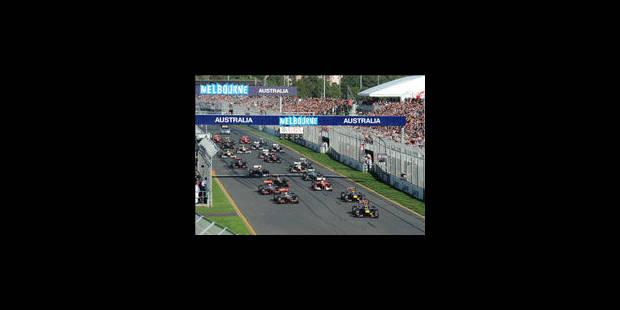 Une grève des pilotes de Formule 1 ? - La Libre