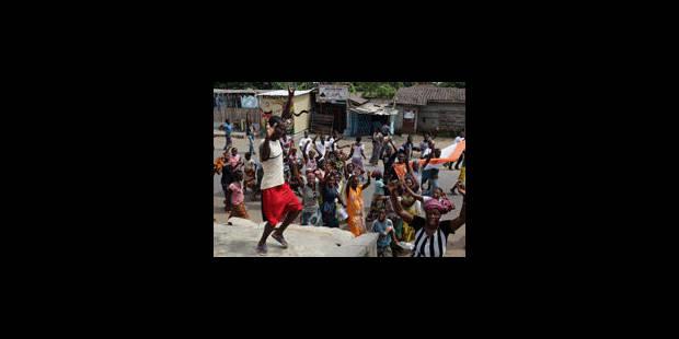 Les Gbagbo sont arrêtés