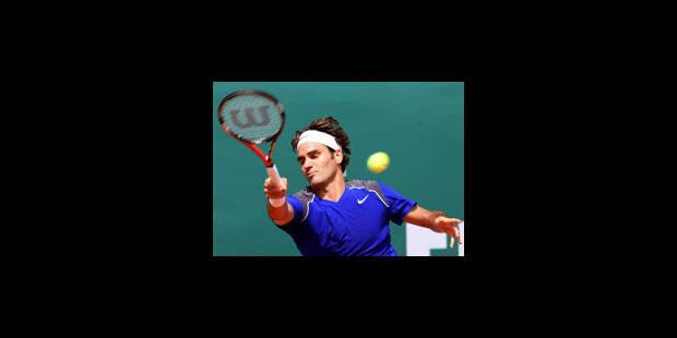 Monte-Carlo: Federer éliminé par Melzer en quarts de finale - La Libre