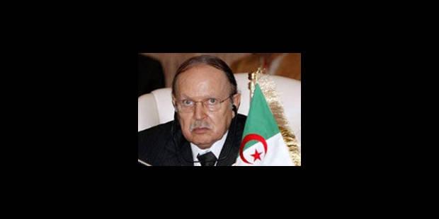 Le président algérien Bouteflika annonce une révision de la constitution - La Libre