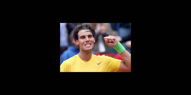 Rafael Nadal a gagné son 500e match et atteint sa 60e finale à Barcelone - La Libre