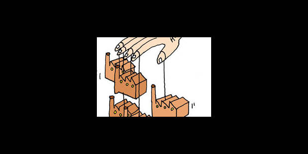 Besoin d'une holding industrielle nouvelle - La Libre