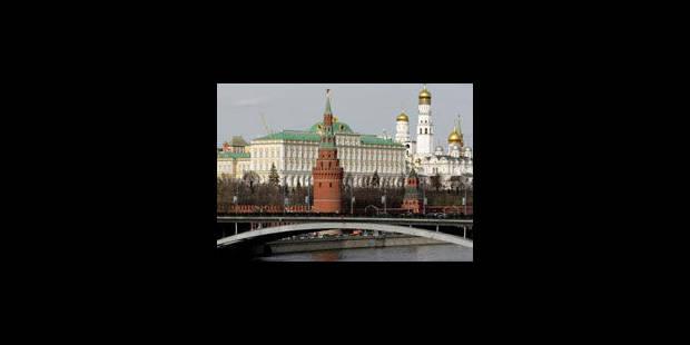 L'attaché militaire d'Israël en Russie expulsé pour espionnage
