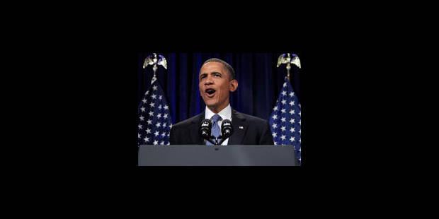 Obama pour un Etat palestinien sur la base des frontières de 1967 - La Libre