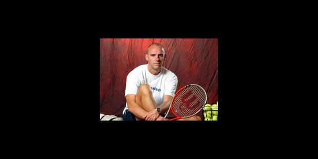 Johan Van Herck nommé capitaine de l'équipe de Coupe Davis - La Libre