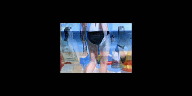 Marc Desgrandchamps, ou la peinture qui triomphe - La Libre