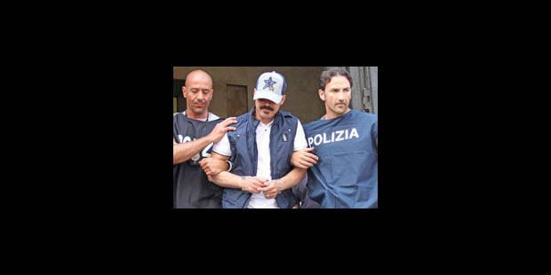 Arrestation d'un chef de la mafia napolitaine