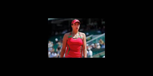 Pavlyuchenkova sort Zvonareva et va en quarts de finale