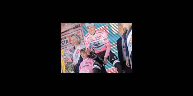 Alberto Contador remporte son 2e Giro - La Libre