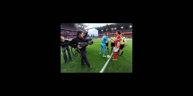 Le foot gratuit pour les clients de Belgacom TV