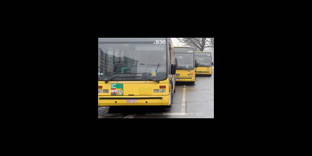 Gros risque de grève des TEC Liège-Verviers ce mercredi - La Libre