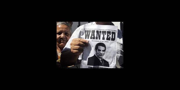Ben Ali condamné par contumace à 35 années de prison