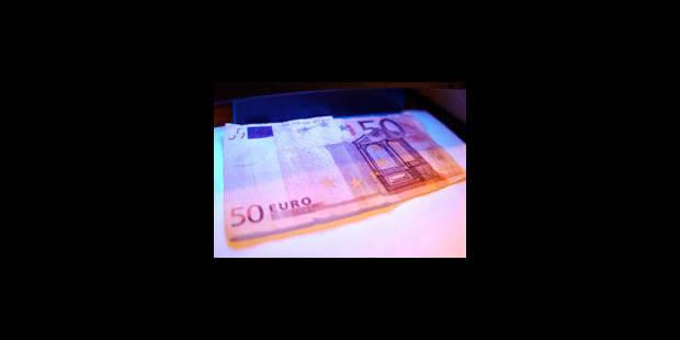 La crise financière coûte en moyenne 5.000 euros à chaque Belge - La Libre