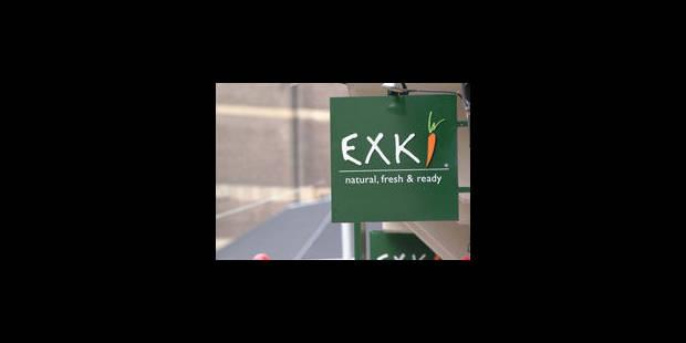 Exki à la conquête de New York - La Libre