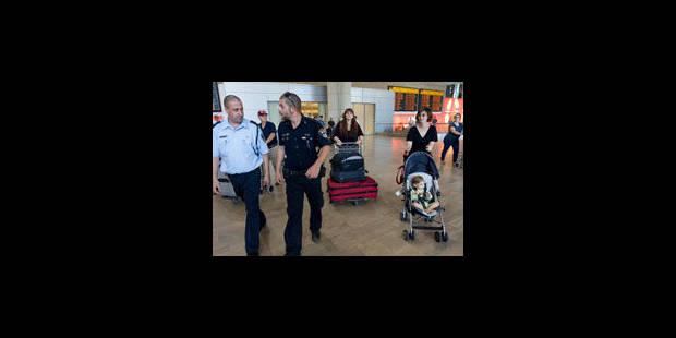 Israël : la police en état d'alerte à l'aéroport international de Tel Aviv - La Libre