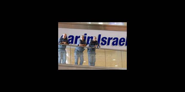 Trois Belges en partance pour Tel-Aviv bloqués à Roissy - La Libre