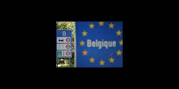 Espace Schengen: les eurodéputés opposés aux contrôles exceptionnels - La Libre
