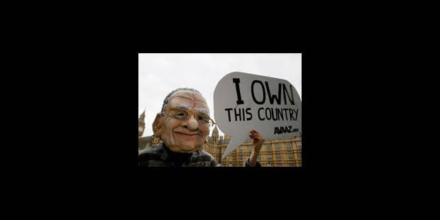 Murdoch inquiété aux Etats-Unis ? - La Libre