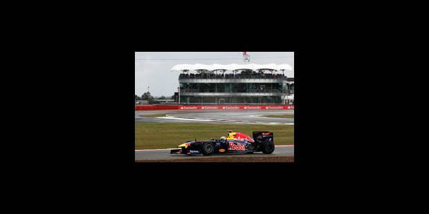 Les ailes coupées, Red Bull vole encore - La Libre