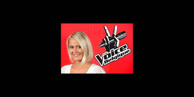 Maureen Louys va donner de la voix - La Libre