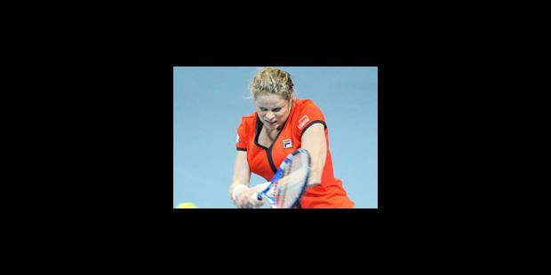 La Belgique hérite de la Serbie en Fed Cup - La Libre