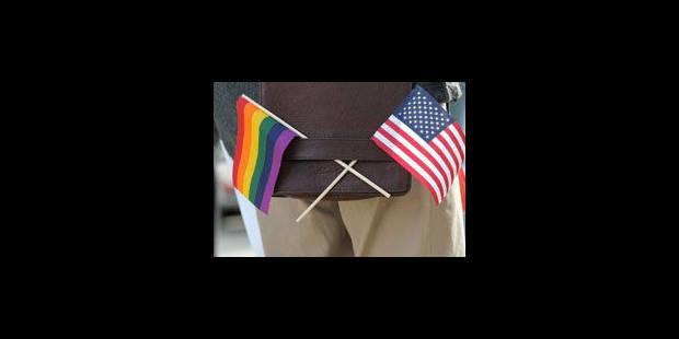 Vent de folie à New York pour les premières unions homosexuelles - La Libre