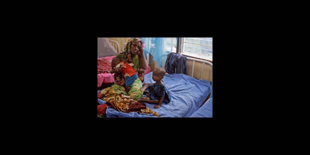 Famine: appel à une aide massive et urgente - La Libre