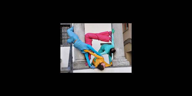 Chassepierre, où les arts se mêlent - La Libre