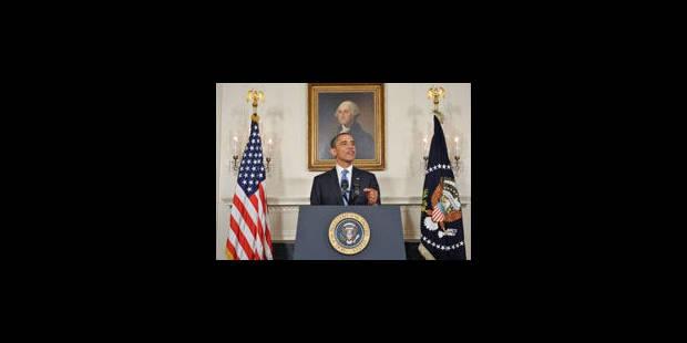 Le Congrès et Obama parviennent à un accord de dernière minute - La Libre