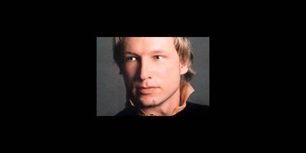 Expertise psychiatrique de Behring Breivik avant novembre - La Libre