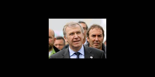 """Yves Leterme veut renforcer la """"crédibilité"""" de la Belgique et de la zone euro"""