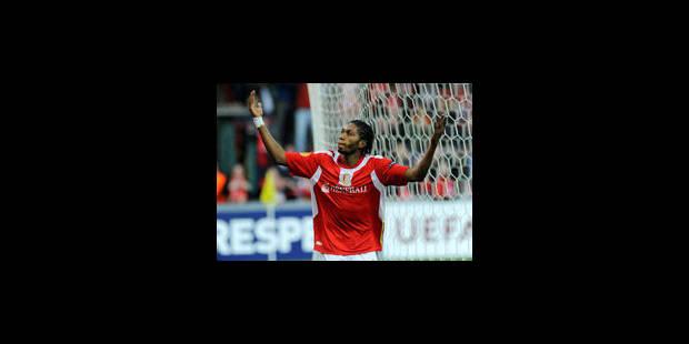 Mbokani a signé pour 3 ans à Anderlecht - La Libre