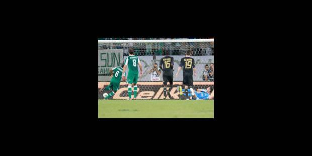 Anderlecht l'emporte à Bursasport (1-2) - La Libre