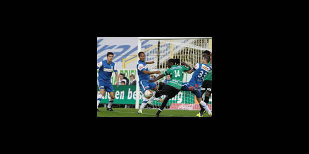 Malines prend la tête du championnat, Genk battu - La Libre
