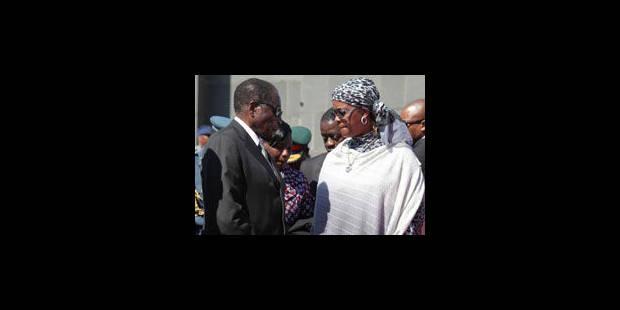 Mme Mugabe: Disgrace ou la Première acheteuse