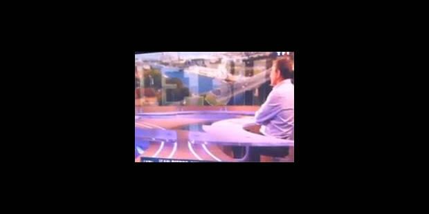 Les nouveaux décors des JT de TF1 - La Libre