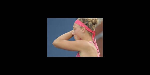 Wickmayer jette l'éponge au 2e tour de l'US Open