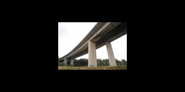 5000 automobilistes flashés sur le viaduc de Vilvorde - La Libre