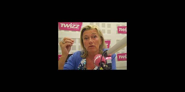 """Françoise Bertieaux: """"Qu'on me dise qu'on va lutter contre l'échec scolaire!"""""""