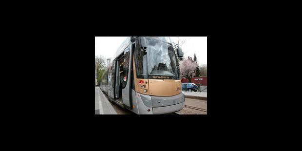 La STIB inaugure la nouvelle ligne de tram 62 dans le nord-est - La Libre