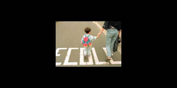 Chaque parent flamand a trouvé une place d'école pour son enfant