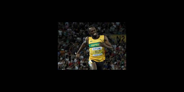 """Bolt : """"Il fallait que je fasse un truc"""""""