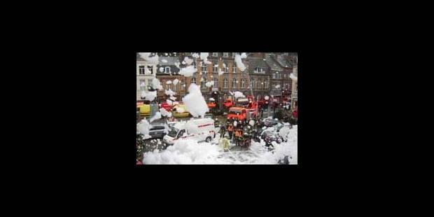 Les pompiers mécontents - La Libre