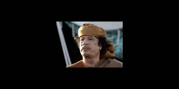 Les proches de Kadhafi quittent le navire - La Libre