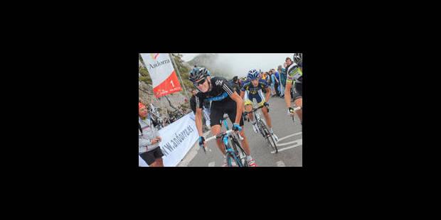 Vuelta: la 17e étape pour Christopher Froome - La Libre