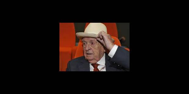 Décès à 100 ans du réalisateur tchèque Otakar Vavra - La Libre