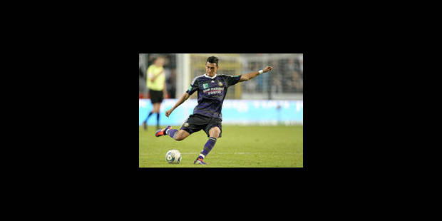 Anderlecht s'impose sur le terrain de La Gantoise (0-1) - La Libre