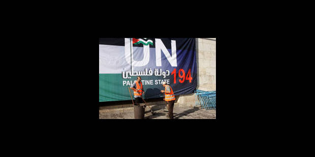 """Abbas s'attend à une situation """"très difficile"""" après la demande à l'ONU - La Libre"""